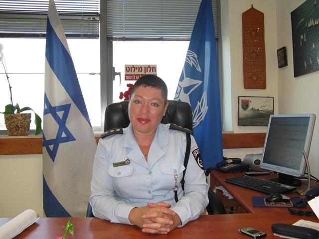Любочка – Ахува Томер, бригадный генерал