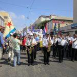 Хайфский Парад Победы 2012