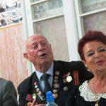 В гостях у инвалидов — воинов, партизан — борцов с нацизмом