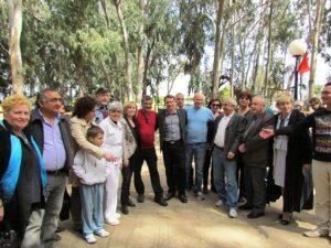 активисты Еш Атид