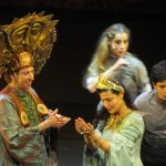 «Царская дочь» на хайфской сцене