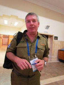Karmit Weiss - svyaz' armii i tila