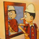 Окружающий мир в зеркале карикатуры