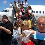 3000 израильтян возвратились домой
