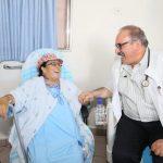 Марафон по пересадке органов в Рамбам