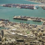 Новый порт в Заливе в Хайфе