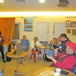 Ханука в русскоязычном клубе Ахва