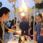Хайфский фестиваль вин и сыров 2015. Штрудель от Шефа Кизлера