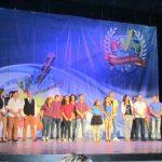 На финале «Открытки» (Открытой Лиги КВН Израиля) — 2015 (фото)
