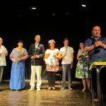Культурная жизнь в Хайфе. На сцене — «Лица»