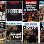 Террористическая атака на Париж. Хроника событий