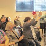 5-летний юбилей проекта для репатриантов в организации АХВА (фоторепортаж)
