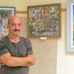 «Второе дыхание» Выставка Юрия Кодимера (фото и видео)