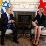 Брифинг для журналистов в Лондоне по итогам встречи с премьер-министром Терезой Мэй