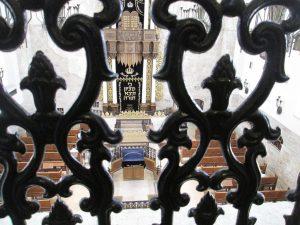 06 Синагога Хурва изнутри