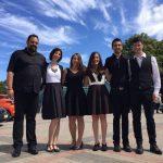Новости культуры: золотая медаль хайфской группы «Синглтон» на международном конкурсе в Латвии