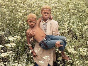 Питер Хьюго_Портрет №16, ЮАР, из серии_1994_год создания - 2016_Предоставлено художником (Medium)