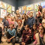 Детский путь к искусству. Выставка «Мой хвостатый друг»
