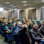 75-летие прорыва блокады. Встреча блокадников в хайфском Бейт Оле (фото и видео)