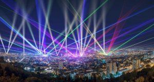 Haifa sozdaet svetovoe show