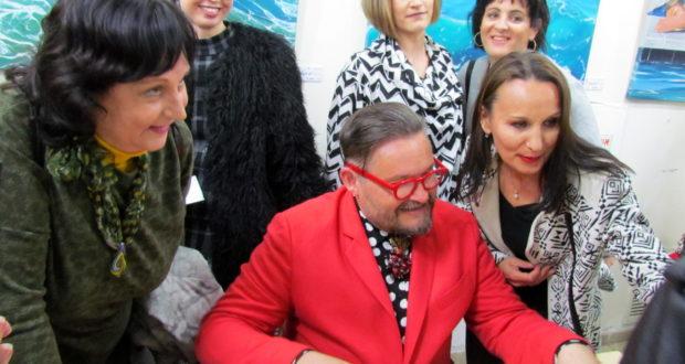 По лабиринтам моды и секса с Александром Васильевым