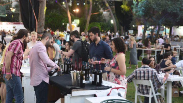 Фестиваль вина возвращается в Хайфу