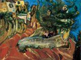 Хаим Сутин: 18 картин его наследия — в музее искусств Эйн-Харод с 9 ноября
