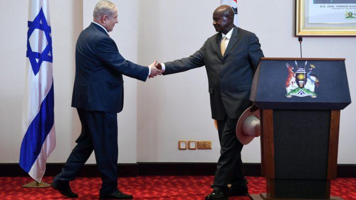 Наметились сдвиги в процессе нормализации отношений Израиля с Угандой