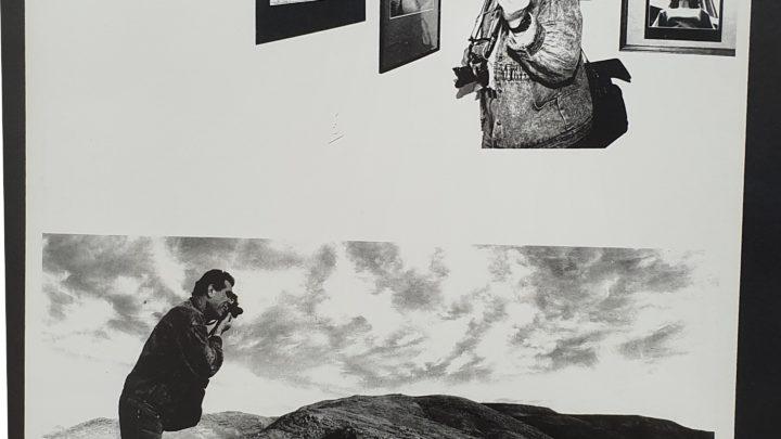О Зиновии Шегельмане на фотовыставке его памяти в Хайфском городском Управлении алии и интеграции (видео)