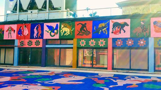 Хайфское уличное искусство. Экскурсии сегодня 24.10.20