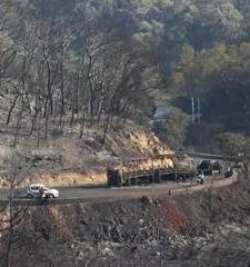 10 лет трагедии пожара на Кармеле
