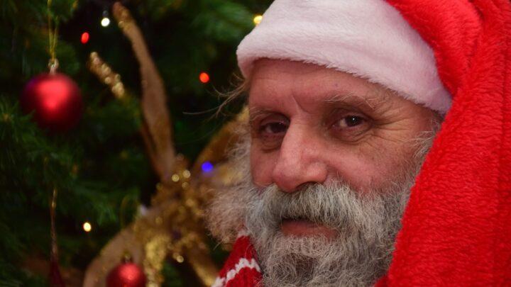 Хайфский Санта Клаус принимает гостей