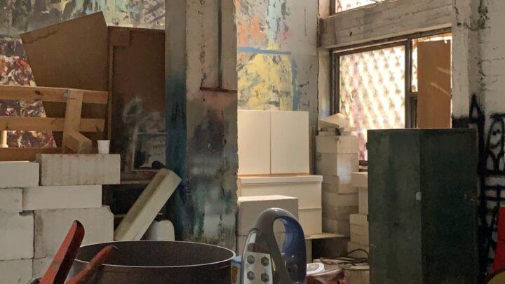 Хайфа: вместо заброшенных домов — художественные пространства
