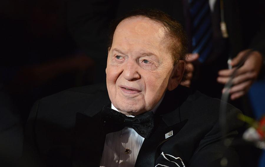 Умер миллиардер Шелдон Адельсон, один из самых влиятельных представителей еврейской общины США, друг Израиля