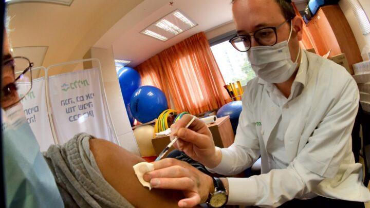 Расширяется кампания вакцинации против коронавируса «Возвращение к жизни»