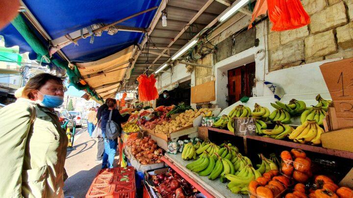Муниципалитет инвестирует в проект восстановления исторического центра Хайфы — рынок Тальпиет