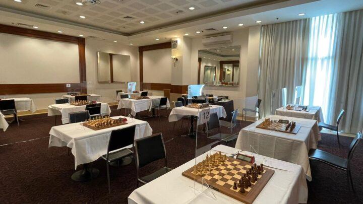 В Хайфе открылся чемпионат Израиля по шахматам